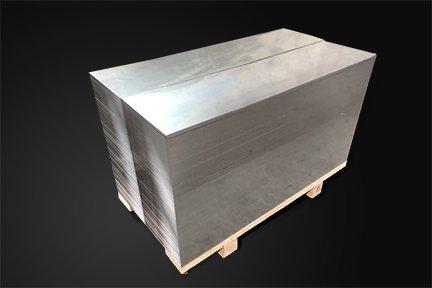stainless steel board